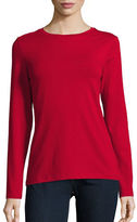 Lord & Taylor Petite Compact Tee