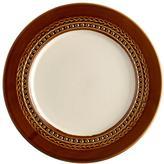 Paula Deen 4-Piece Salad Plate Set -Southern Gathering (Chestnut)