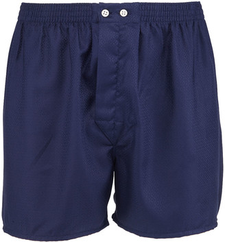 Derek Rose Men's Lombard 6 Solid Boxers