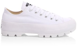 Converse Chuck Taylor All Star Lug-Sole Canvas Sneakers