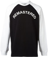 Hood by Air Remastered sweatshirt - men - Cotton - XS