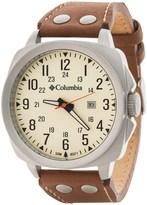 Columbia Cornerstone Watch - Leather Band