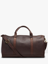 Oxford Dylan Leather Weekender