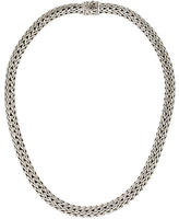 John Hardy Classic Chain Necklace with Diamonds