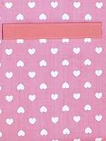 Large Fabric Storage Box - grey/star, Storage & Decoration | Vertbaudet