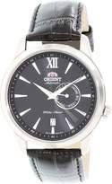 Orient Men's ES00005B Leather Automatic Watch