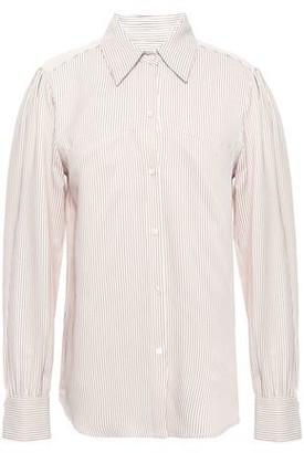 Masscob Loire Pinstriped Broadcloth Shirt