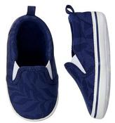Gymboree Slip-On Crib Shoes