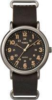 Timex Mens Brown Weekender Watch