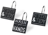 Avanti Chalk It Up Bath Accessories Collection