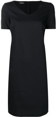 Les Copains Navy Day Dress