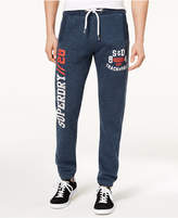Superdry Men's Trackster Classic-Fit Logo-Print Joggers