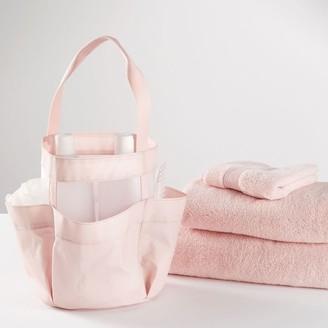 Pottery Barn Teen Blush Shower Caddy Bath Bundle