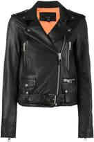 Ksubi bad company biker jacket
