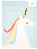 Meri Meri Unicorn & Rainbow 2-Piece Art Print Set