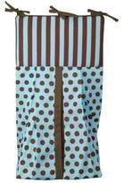 Tadpoles Damask Diaper Stacker