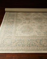 "Horchow Back Bay Rug, 9'6"" x 13'"