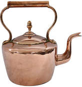 One Kings Lane Vintage Antique English Copper Kettle