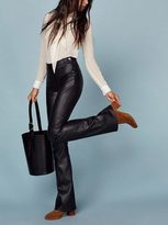 Reformation Annie Leather Pant