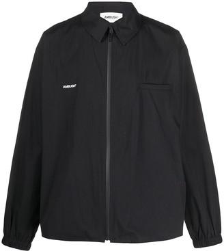 Ambush Logo Collared Jacket