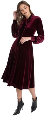Black Halo Ruby Dress