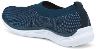 Knit Comfort Walking Shoes