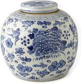 Horchow Vintage Round Jar