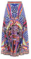 Camilla Printed maxi skirt