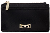 Ted Baker Xhatch Metal Bow Leather Coin Purse