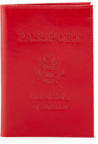 Neiman Marcus Leather Passport Cover