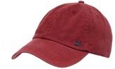 Mantaray Red Baseball Hat