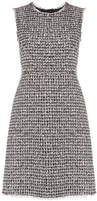 Giambattista Valli Short Tweed Dress