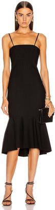 Cinq à Sept Salina Dress in Black | FWRD