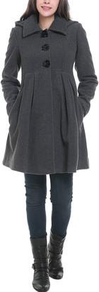 Kimi + Kai Maternity Faye Wool-Blend Top