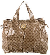 Gucci Large GG Crystal Hysteria Tote