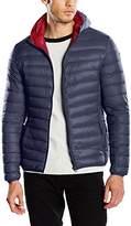 Schott NYC Men's Silverado Extra Light Down Jacket