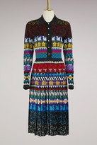 Mary Katrantzou Cecile knit dress