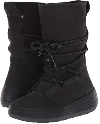 Ecco Sport Ukiuk 2.0 Hydromax(r) Primaloft High Boot (Black) Women's Boots