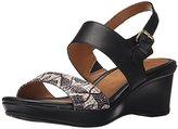 Naturalizer Women's Vibrant Wedge Sandal