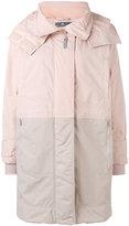 adidas by Stella McCartney color-blocked coat