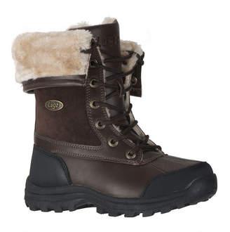 Lugz Womens Tambora Water Resistant Winter Boots Flat Heel