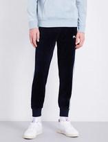 Fila Velvet cotton-blend jogging bottoms