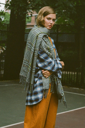 Urban Outfitters Ivy Plaid Scarf