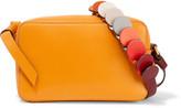 Anya Hindmarch Circle Mini Leather Shoulder Bag - one size