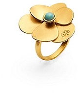 Tory Burch Flower Petal Ring