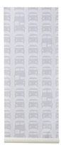 ferm LIVING Grey Rush Hour Wallpaper