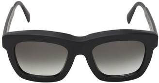 Kuboraum Berlin C2 Squared Acetate Sunglasses