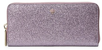 Kate Spade Burgess Court Leather Slim Continental Wallet