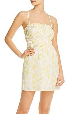 Charlie Holiday Stella Floral Mini Dress