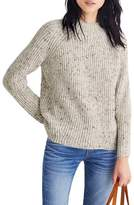Madewell Women's Donegal Northfield Mockneck Sweater
